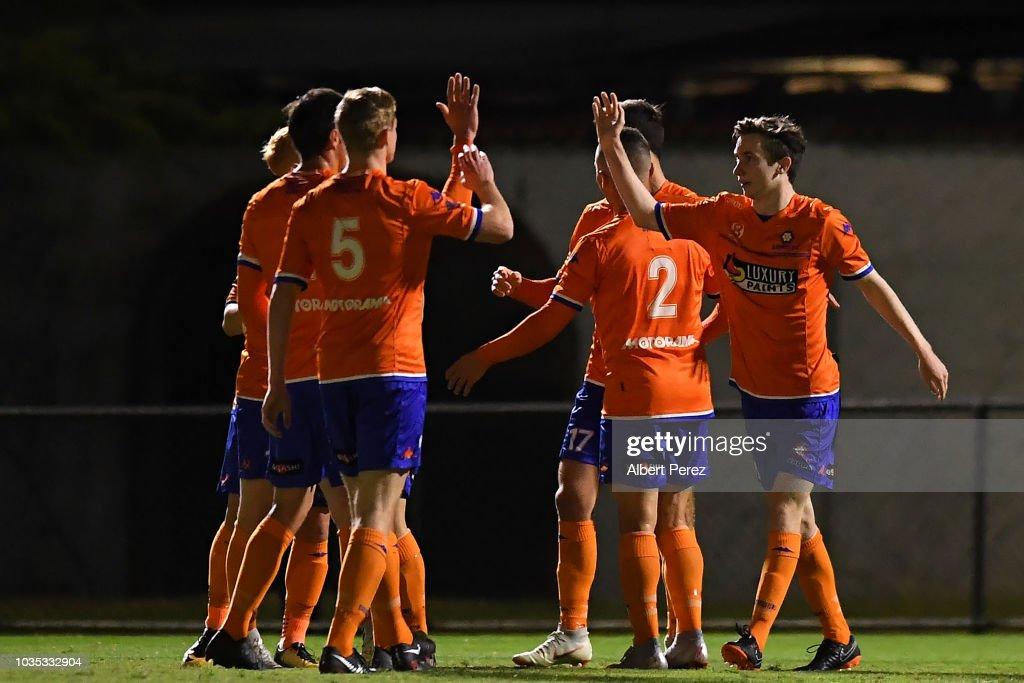 NPL Finals Series Semi Finals - Lions FC v Heidelberg United