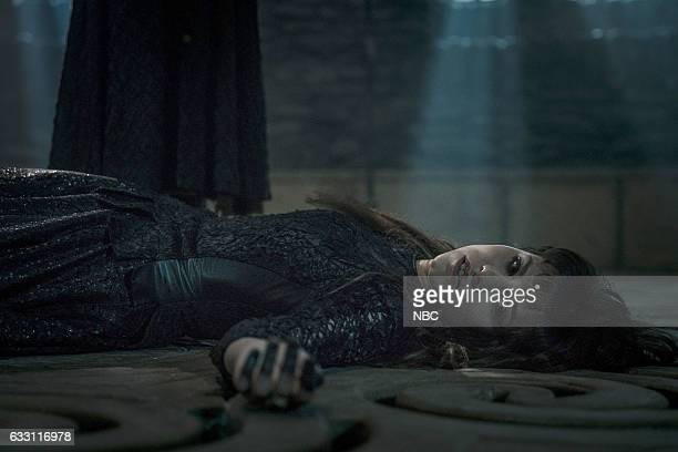 CITY Lions In Winter Episode 108 Pictured Ana Ularu as West