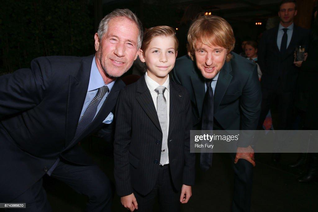 "Premiere Of Lionsgate's ""Wonder"" - After Party"