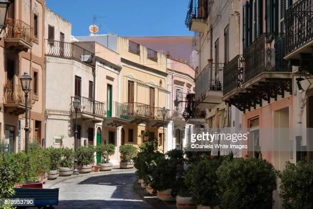 Lipari, Aeolian Island, Sicily, Italy