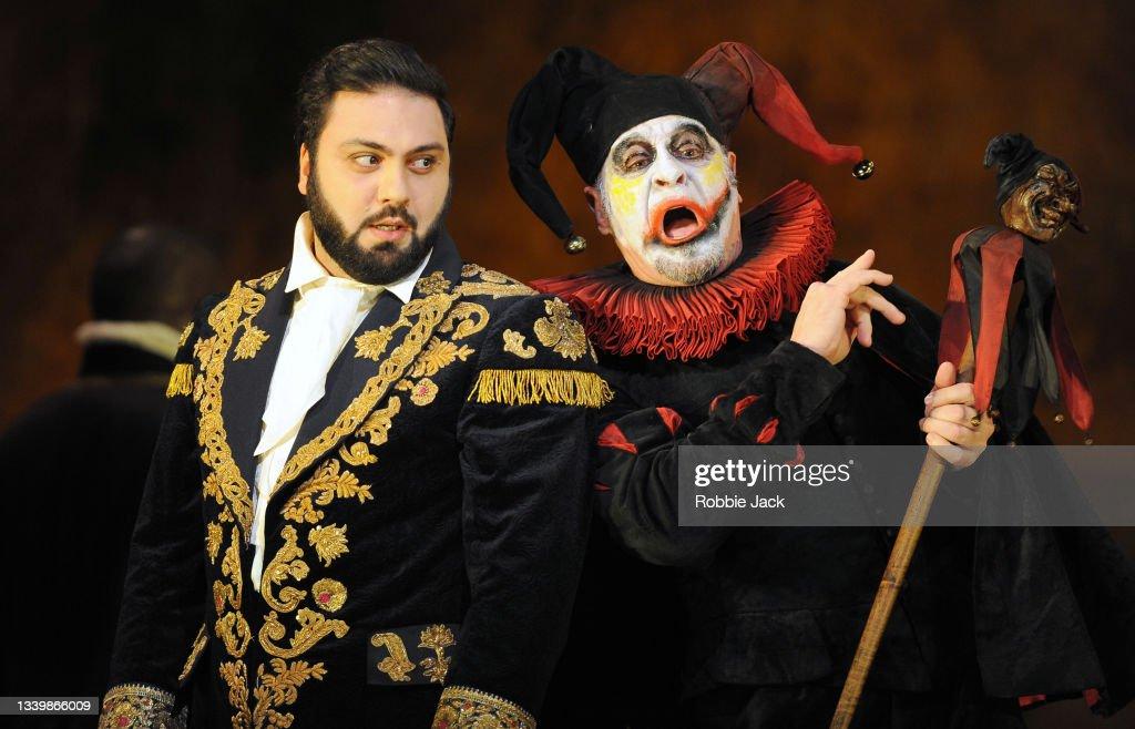 Rigoletto At The Royal Opera House : ニュース写真