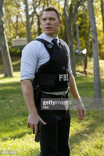 THE BLACKLIST 'Lipet's Seafood Company' Episode 409 Pictured Diego Klattenhoff as Donald Ressler