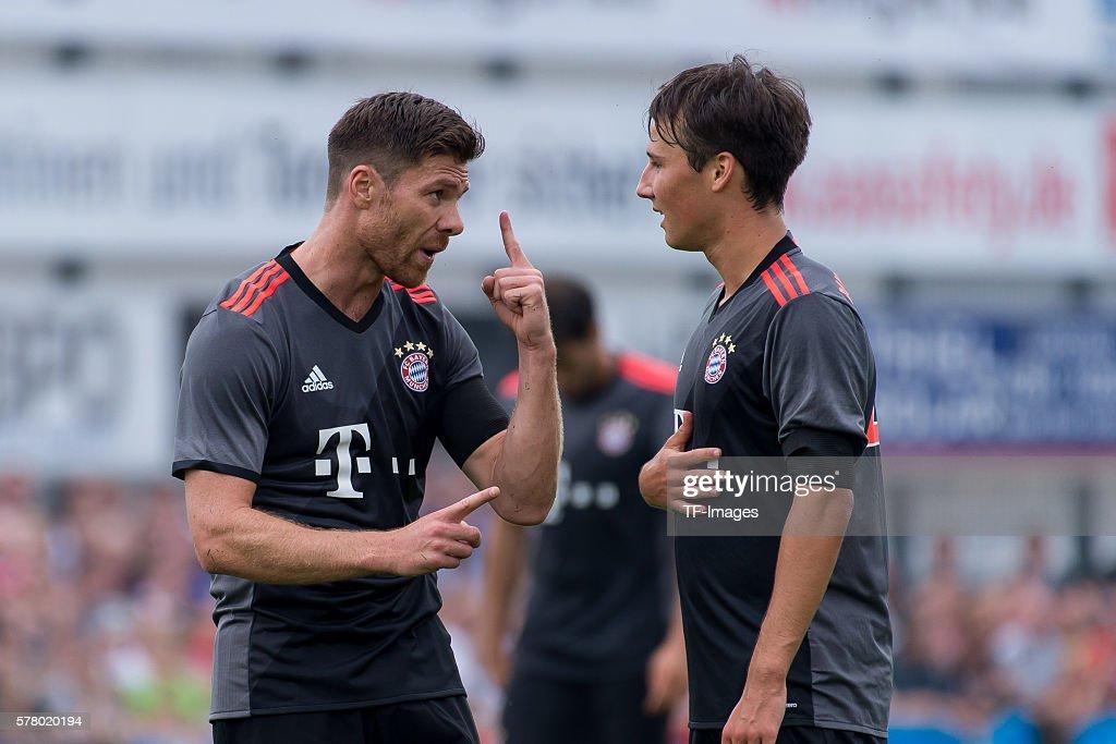 Testspiel: SV Lippstadt 08 - FC Bayern Muenchen : News Photo