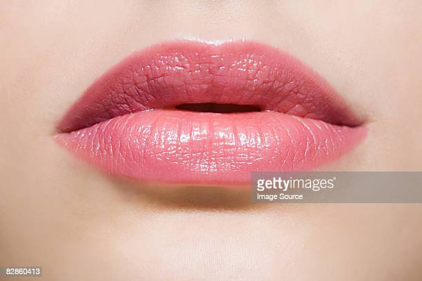 Lips of a woman