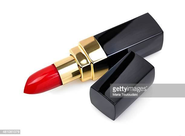 lipstick - red lipstick stock pictures, royalty-free photos & images