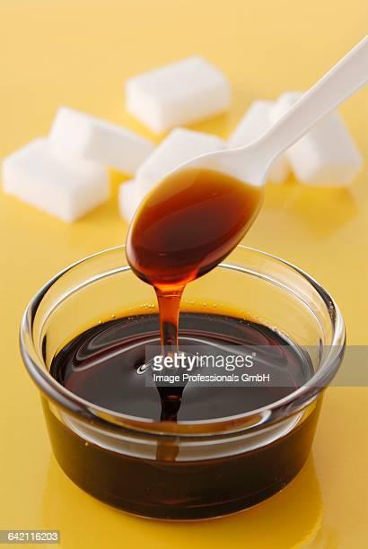 Liquid caramel