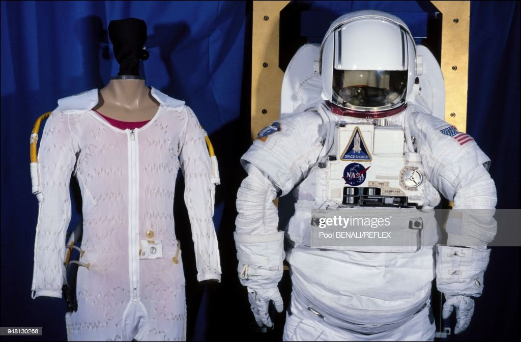Liquid cooling workshop and contemporary space suit  News