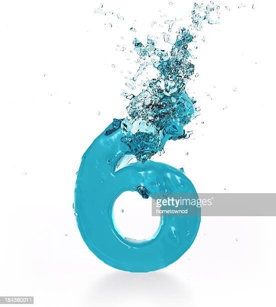 Liquid Number 6