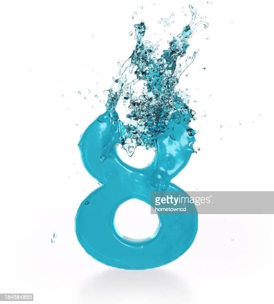 Liquid Number 8