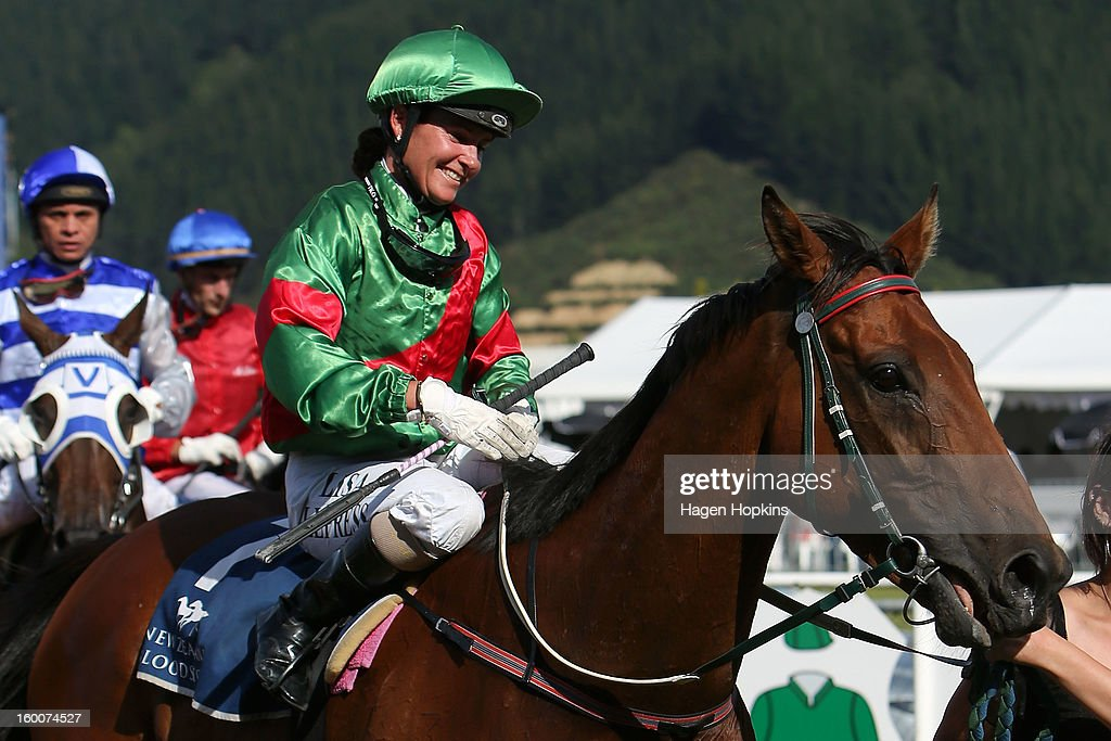 Wellington Cup Day : ニュース写真