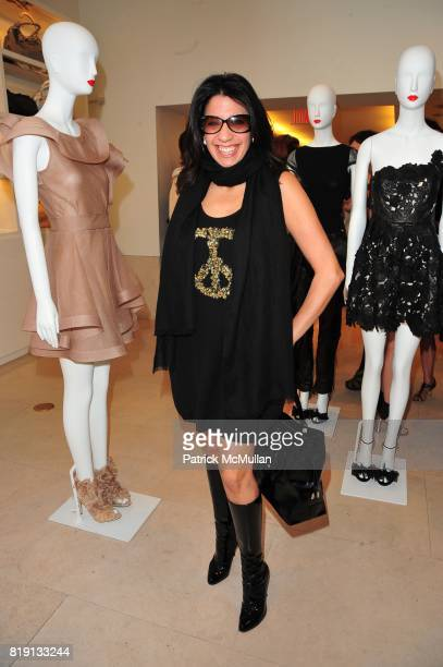 Lisa Anastos attends VALENTINO Spring/ Summer 2010 Collection Private Luncheon and Presentation hosted by Samantha Boardman Rosen Shala Monroque...