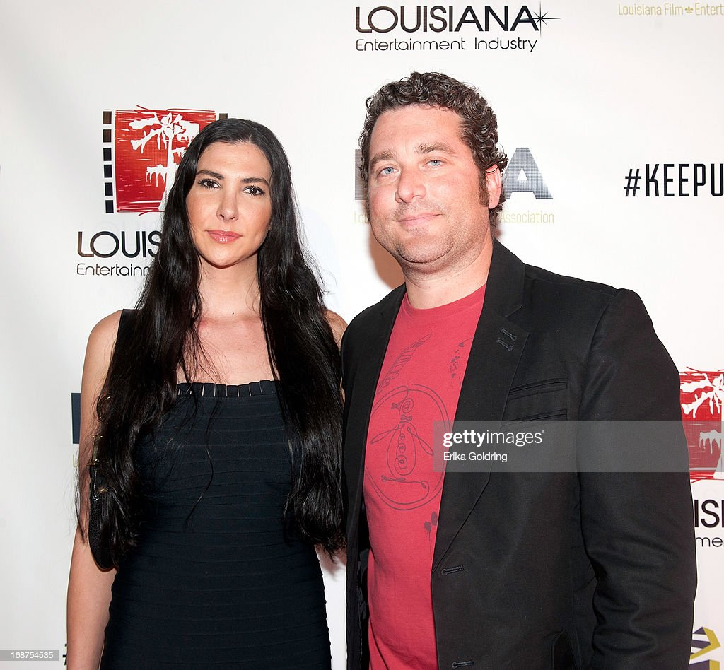 Lisa and Jason Hewitt of Films in Motion attend Laissez Louisiana