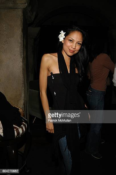 Lisa Ann Cabasa attends Amanda ScheerDemme and Amy Sacco host a night at Teddy's at Teddy's on March 1 2006