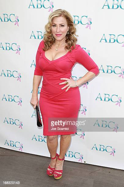 Lisa Ann Walter arrives at ABC's Mother's Day luncheon at Four Seasons hotel Los Angeles at Beverly Hills on May 8 2013 in Beverly Hills California