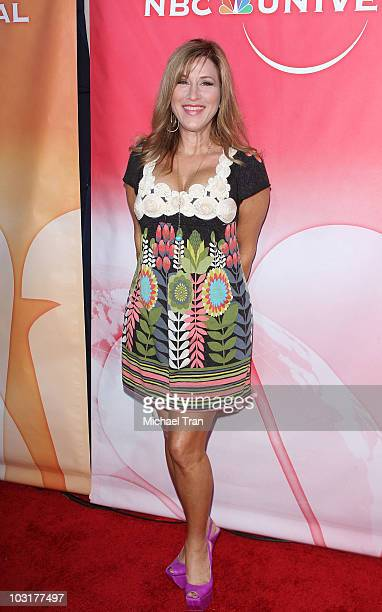 Lisa Ann Walter arrives to the NBC Universal Press Tour AllStar Party held at The Beverly Hilton hotel on July 30 2010 in Beverly Hills California