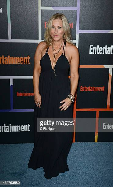 Lisa Ann Walter attends Entertainment Weekly's annual ComicCon celebration at Float at Hard Rock Hotel San Diego on July 26 2014 in San Diego...