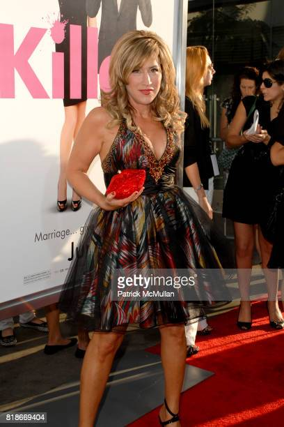 Lisa Ann Walter attends 'Killers' Los Angeles Premiere at ArcLight Cinemas on June 1 2010 in Hollywood California