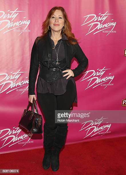 Lisa Ann Walter attends Opening Night Of Dirty Dancing The Classic Story On Stage at the Pantages Theatre on February 2 2016 in Hollywood California
