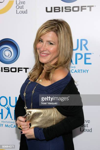Lisa Ann Walter attends the Jenny McCarthy Your Shape Launch Party at Hyde Lounge on December 2 2009 in West Hollywood California