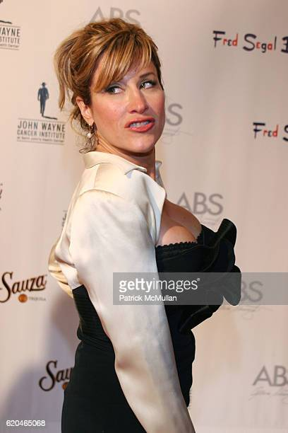 Lisa Ann Walter attends What A Pair 6 John Wayne Cancer Institute Benefit at Orpheum Theatre on June 8 2008 in Los Angeles CA