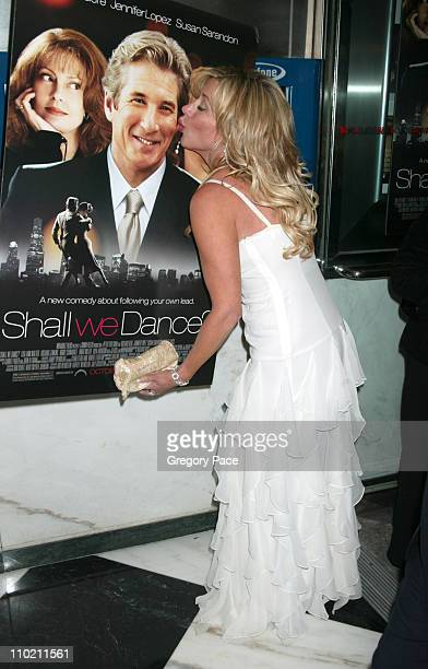 Lisa Ann Walter during Shall We Dance New York Premiere Inside Arrivals at Paris Theater in New York City New York United States