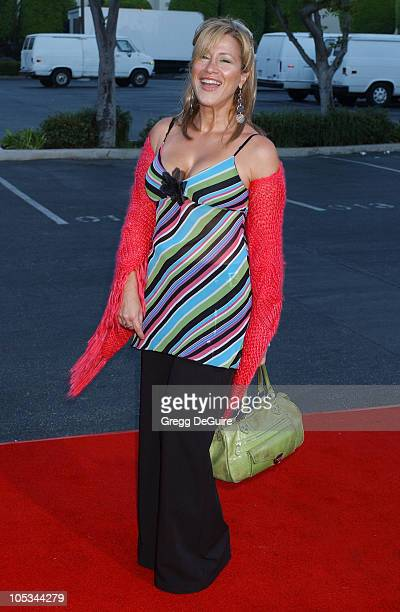 Lisa Ann Walter during Without A Paddle Los Angeles Premiere Arrivals at Paramount Studios in Los Angeles California United States