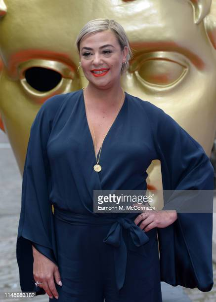 Lisa Armstrong attends the British Academy Television Craft Awards at The Brewery on April 28 2019 in London England