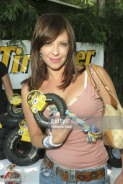 Lisa Arturo at Tire Biter during KARI FEINSTEIN PR Presents STYLE LOUNGE Benefiting Project Angel Food Day 2 in Los Angeles California United States