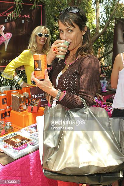 Lisa Arturo at Tracy Stern SALONTEA during KARI FEINSTEIN PR Presents STYLE LOUNGE Benefiting Project Angel Food Day 2 in Los Angeles California...
