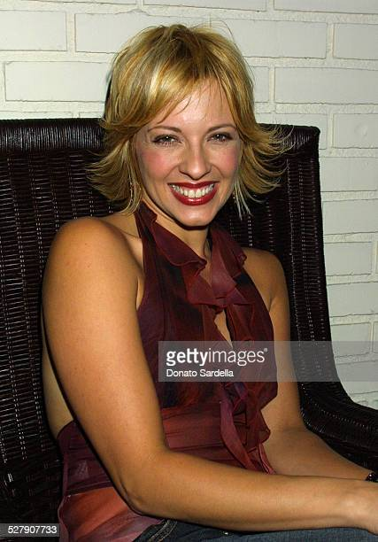 Lisa Arturo during MAC Bombshell Manual of Style Reading Party at Chateau Marmont Hotel in West Hollywood California