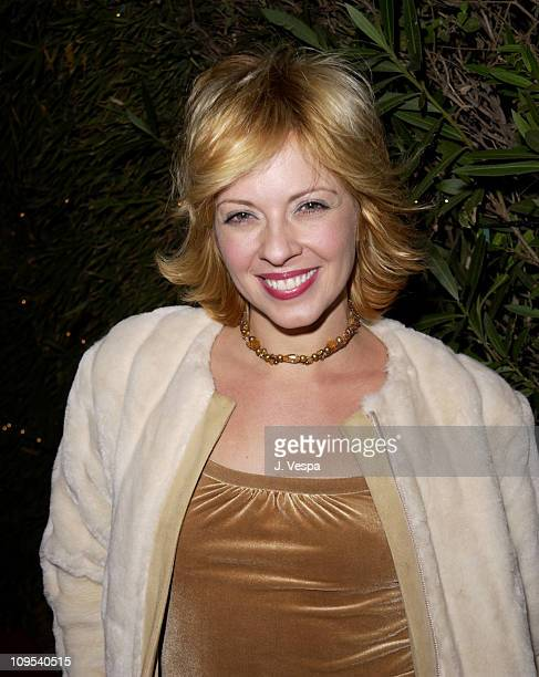 Lisa Arturo during Mercedes Benz Unicef Fashion For Freedom Arrivals at Chaz Dean Studios in Los Angeles California United States