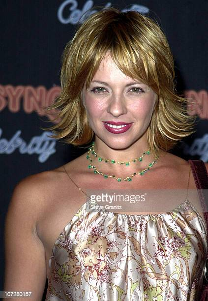Lisa Arturo during N'SYNC And Jive Records Host A Record Release Party For Their New Album Celebrity at Moomba in West Hollywood California United...