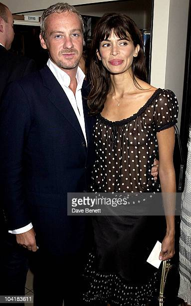 Lisa B And Anton Bilton, Jimmy Choo Celerated Their New Outlet At Harvey Nichols Department Store With A Party On The Second Floor, Then With A...