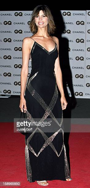 Lisa B Attends The 2001 Gq Magazine 'Men Of The Year' Awards At London'S Victoria And Albert Museum