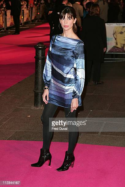 Lisa B during Factory Girl London Premiere Outside Arrivals at Vue West End in London Great Britain
