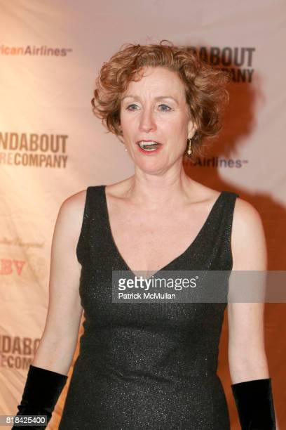 Lisa Banes attends Opening Night of Present Laughter at American Airlines Theater on January 21 2010 in New York City