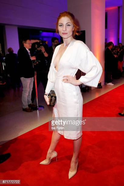 Lisa Banholzer attends the Volkswagen Dinner Night prior to the GQ Men of the Year Award 2017 on November 8 2017 in Berlin Germany