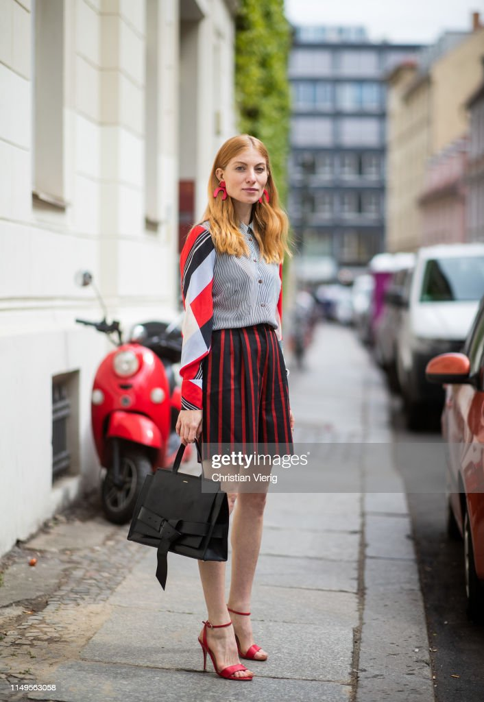 Street Style - Berlin - May 15, 2019 : News Photo