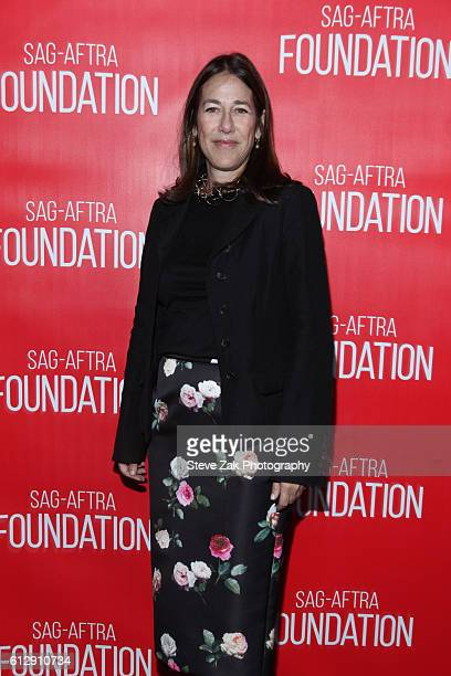 Lisa Bimbach attends The Grand Opening Of SAG-AFTRA Foundation's Robin Williams Center at SAG-AFTRA Foundation Robin Williams Center on October 5,...