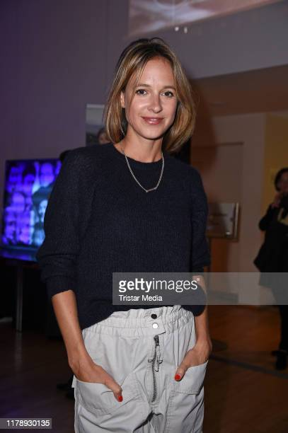 Lisa Bitter attends the 30th anniversary of Tatort with Lena Odenthal on October 29 2019 in Berlin Germany