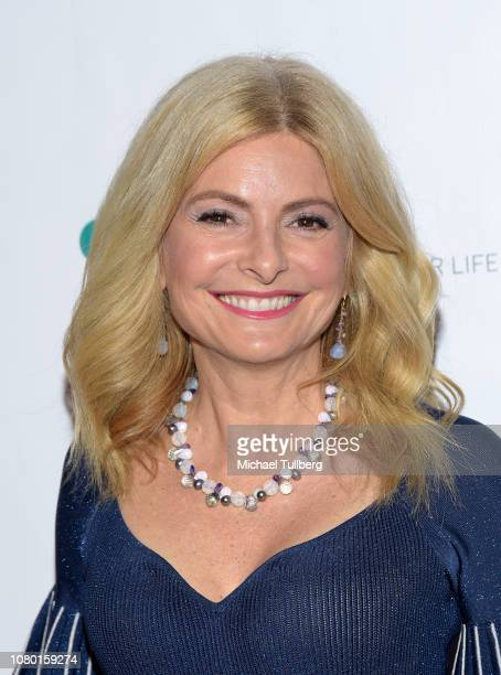 Lisa Bloom attends the 28th Annual Divas Simply Singing Benefit Concert at Taglyan Cultural Complex on December 09 2018 in Hollywood California