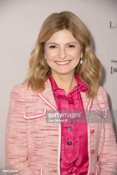 Lisa Bloom attends the Ladylike Foundation's 2018 Annual Women Of Excellencew Scholarship Luncheon at The Beverly Hilton Hotel on June 2 2018 in...
