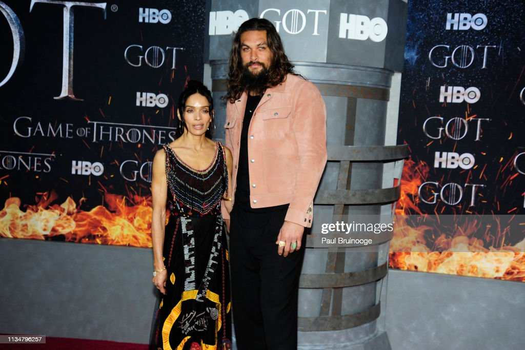"""Game Of Thrones"" New York Premiere : News Photo"