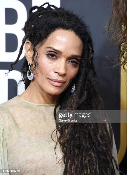 Lisa Bonet arrives at the 77th Annual Golden Globe Awards attends the 77th Annual Golden Globe Awards at The Beverly Hilton Hotel on January 05 2020...
