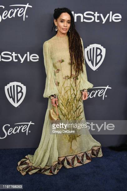 Lisa Bonet attends the 21st Annual Warner Bros. And InStyle Golden Globe After Party at The Beverly Hilton Hotel on January 05, 2020 in Beverly...