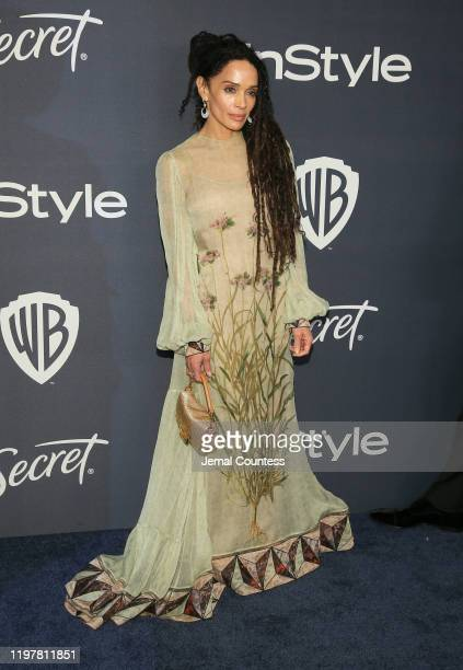 Lisa Bonet attends the 21st Annual Warner Bros And InStyle Golden Globe After Party at The Beverly Hilton Hotel on January 05 2020 in Beverly Hills...