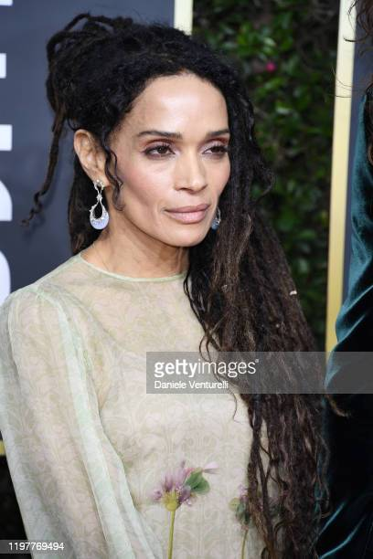 Lisa Bonet attends the 77th Annual Golden Globe Awards at The Beverly Hilton Hotel on January 05 2020 in Beverly Hills California