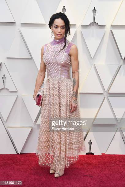 Lisa Bonet attends the 91st Annual Academy Awards at Hollywood and Highland on February 24 2019 in Hollywood California