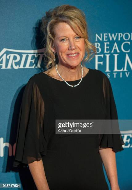 Lisa Bruce attends the 'Newport Beach Film Festival' annual UK honours at The Rosewood Hotel on February 15 2018 in London England