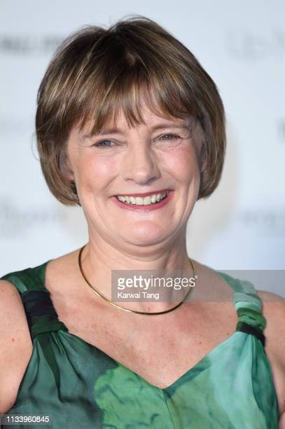 Lisa Burger attends the 'Up Next Gala' at The National Theatre on March 05 2019 in London England